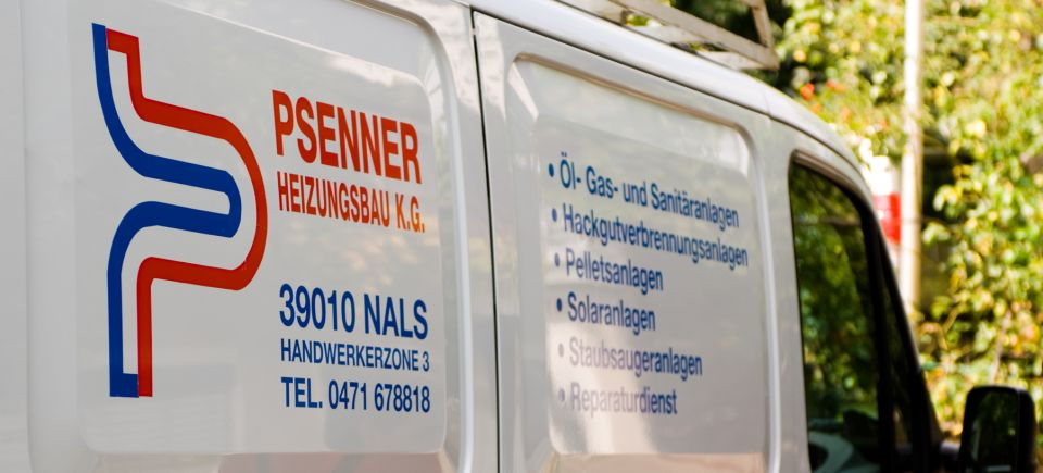 Hydrauliker Südtirol | Psenner Heizungsbau Nals | Harreither Südtirol - Hydrauliker Nals